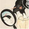 歌麿が描く、江戸美人の努力に脱帽